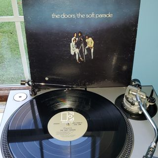Side 1 & 2 The Doors - The Soft Parade (1969)(Gold Label Allentown Pressing!