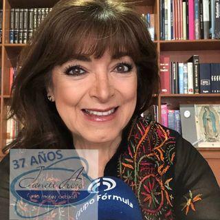 Todo el conocimiento en salud y nutrición con Margarita Chávez... ¡Naturalmente!