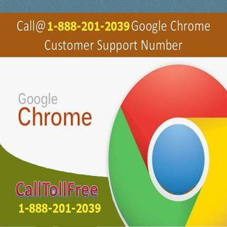 1-888-201-2039 Chrome service number