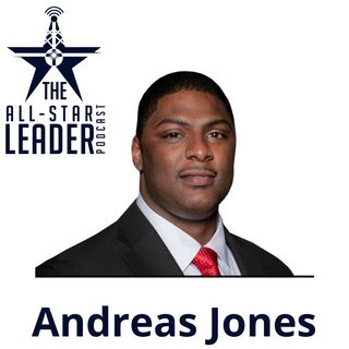 Episode 023 - Army Veteran, John Maxwell Trainer and Best-Selling Author Andreas Jones