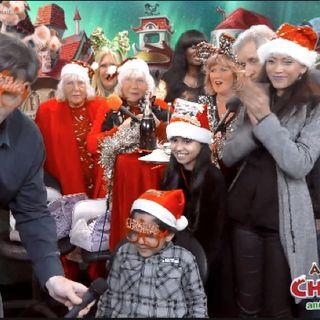 Ongehoord, eenmalige De Stem van de Straat 'Kerst & Happy New Year- Special' met de Kameraden van de Straat.