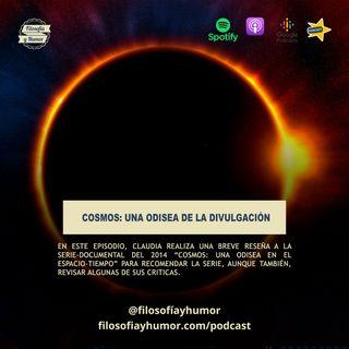 Cosmos: Una odisea de la divulgación