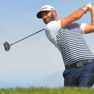 FOL Press Conference Show-Wed July 22 (3M Open-Dustin Johnson)