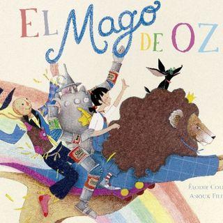 El mago de OZ, cuento infantil de L. Frank Baum