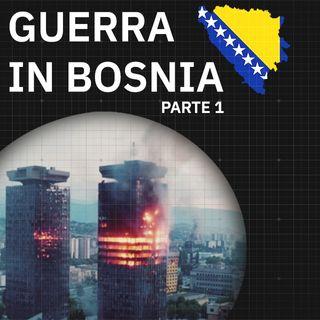 Guerra in Bosnia-Erzegovina e assedio di Sarajevo