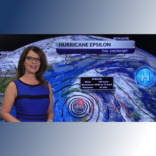 Your Atlantic Regional Afternoon Forecast with Cindy Day for October 22, 2020