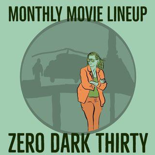 Ep. 20: Zero Dark Thirty