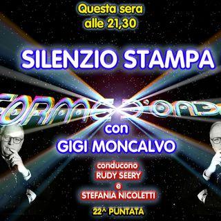 """Forme d'Onda - """"Silenzio Stampa"""" di Gigi Moncalvo - 08/04/2021"""