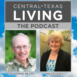 Dr. Dennis Meyer from Baylor and Inez Russell from Friends for Life