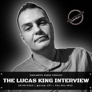 The Lucas King Interview.