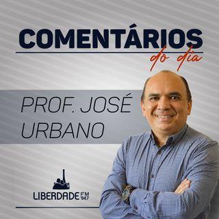 Professor José Urbano, atualiza você com informações da política nacional e local
