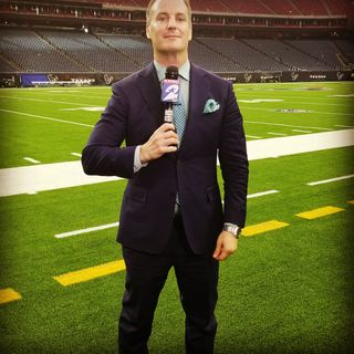 NFL Reporter Aaron Wilson: NFL Feats and Busts