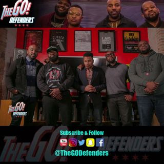 GO! Defenders Podcast - Who Sent You
