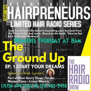 The Hair Radio Morning Show #551  Thursday, April 22nd, 2021