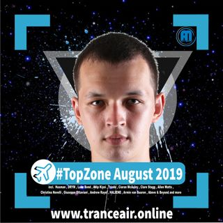 Alex NEGNIY - Trance Air - #TOPZone of AUGUST 2019