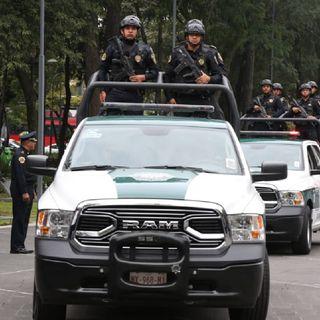 Muere por Covid-19 primer policía capitalino