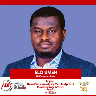 How Data Analysis Can Help in a Developing World - Elo Umeh