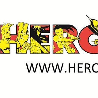 Heroes For Sale: Comics & Imagination