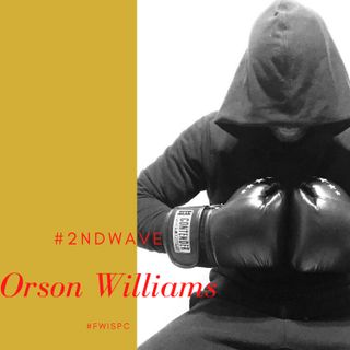 #CREATIVES: Orson Williams -2- 8thSeeded Visuals