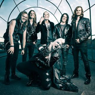 Exploring Hollywood With BATTLE BEAST