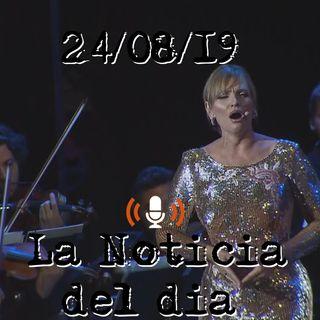 Arteta pone voz a las bandas sonoras de filmes famosos en Cap Roig | LaNoticiaDelDia