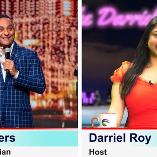 The Darriel Roy Show - Russell Peters Interview