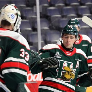 Halifax Mooseheads Preview with Willy Palov