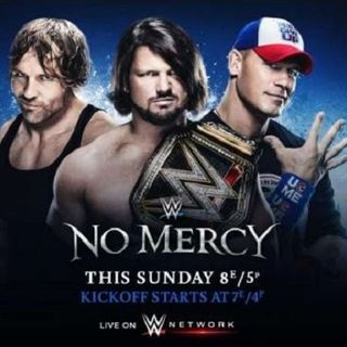 WWE No Mercy Preview Show