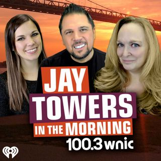 Jay Towers in the Morning Full Show 8/23