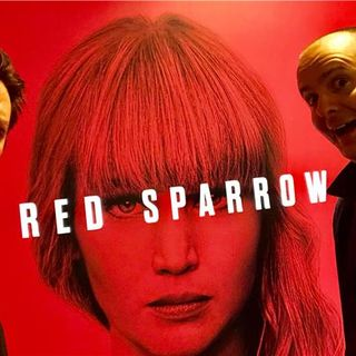 Ep 244 - Red Sparrow