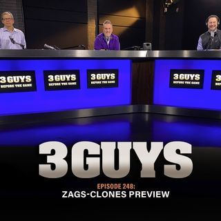 Zags-Clones Preview with Tony Caridi, Brad Howe and Hoppy Kercheval
