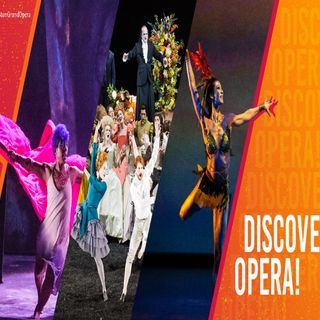 TIKTOK Star Goes to Opera Camp on Staccato