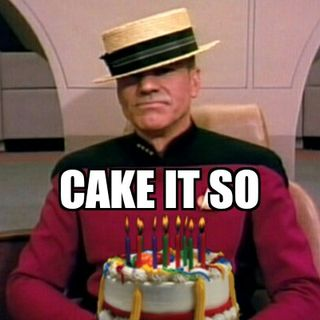 Star Trek/World of Warcraft Birthday