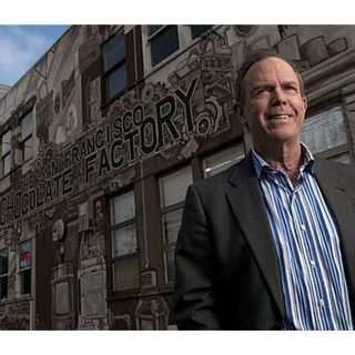 San Francisco's Chocolate Factory Giant & CEO Mike Litton To Be Our Guest