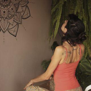 Chair yoga. Inspira.Ação Da Semana