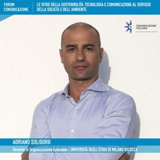 Forum Comunicazione 2021, 2°giornata | Digital Talk | Le sfide della Sostenibilità: Tecnologia e Comunicazione