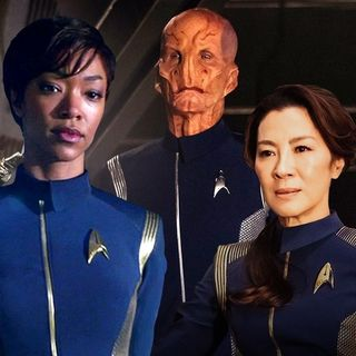 #155: Star Trek: Discovery, The Gifted, Electric Dreams & more!