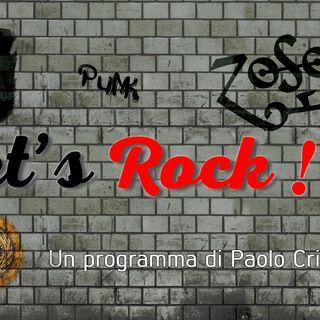 Let's Rock! - Prima puntata