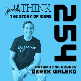 Automating Drones with Derek Waleko