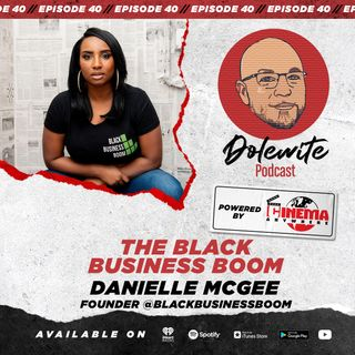 The Black Business Boom with Danielle McGee