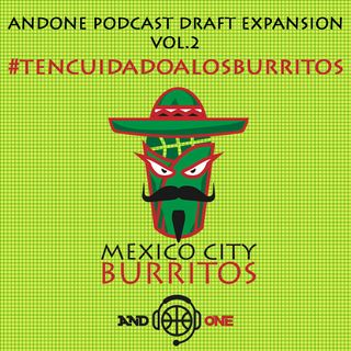 The ANDone Expansion Draft parte 2 - ep 116