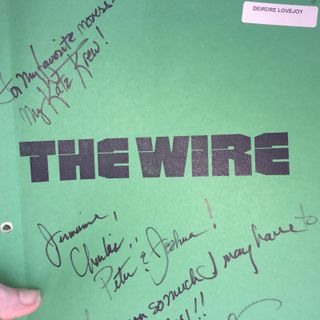 "we chat with Deirdre Lovejoy from the acclaimed HBO series ""The Wire"""