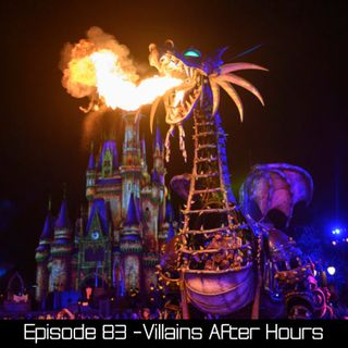 Villains After Hours, New HHN 29 Details, New Animal Kingdom Additions