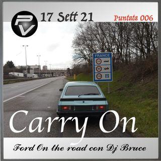 Carry On Puntata 006 Venerdì 17 09/21
