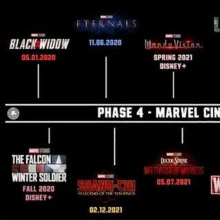 Shangchi, What if, Spiderman, F&TWS