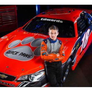 Racing Champ Austin Edwards