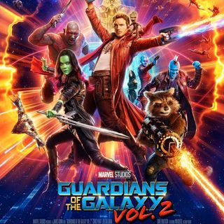 Damn You Hollywood: Guardians of the Galaxy Vol 2 Review