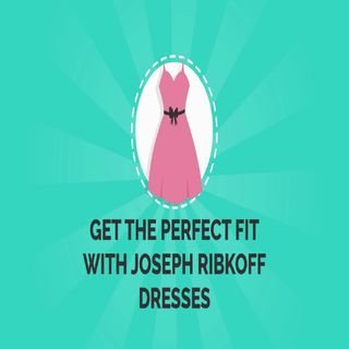 Get The Perfect Fit With Joseph Ribkoff Dresses