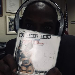Smoke Session Radio Podcast DJ SMOKE BLACK