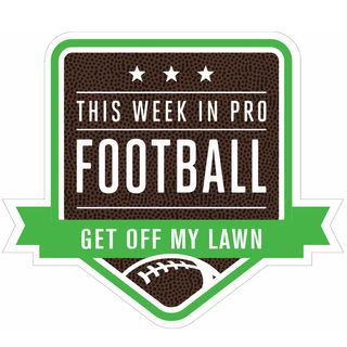 This Week In Pro Football 1/2